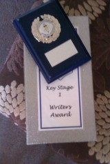Little Mr A's Key Stage 1 Writer's Award