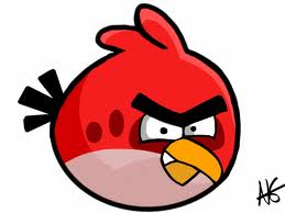 Big Mr A's nickname for me at the moment seems to be 'angry bird' maybe I should take the hint?