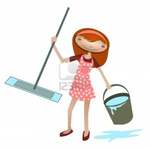 Picture from http://www.123rf.com/photo_11096689_cleaner-illustration-of-a-cleaner-with-a-mop-and-bucket.html