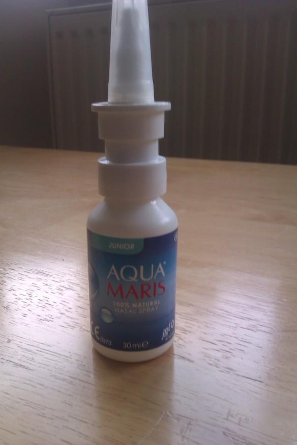 Aqua Maris Spray