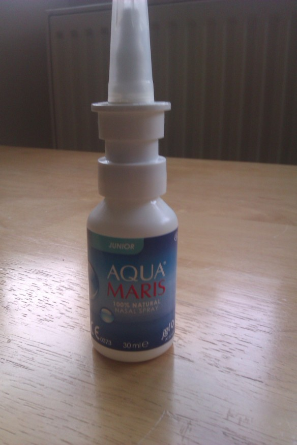 Aqua Maris Spray