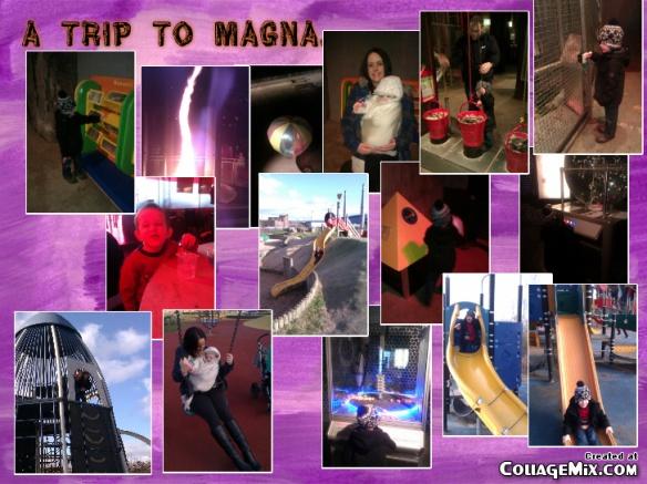 trip to magna